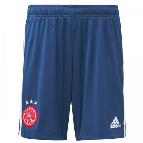 Ajax Away Football Shorts 20 21