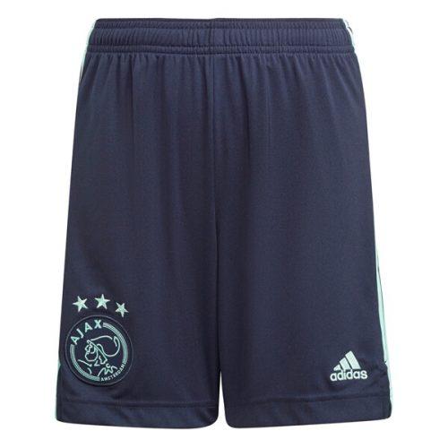 Ajax Away Football Shorts 21 22