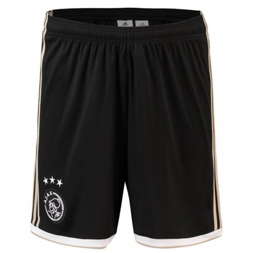 Ajax Away Soccer Shorts 18 19