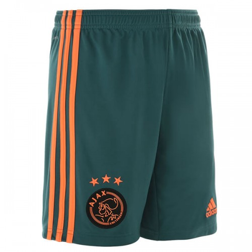 Ajax Away Soccer Shorts 19 20