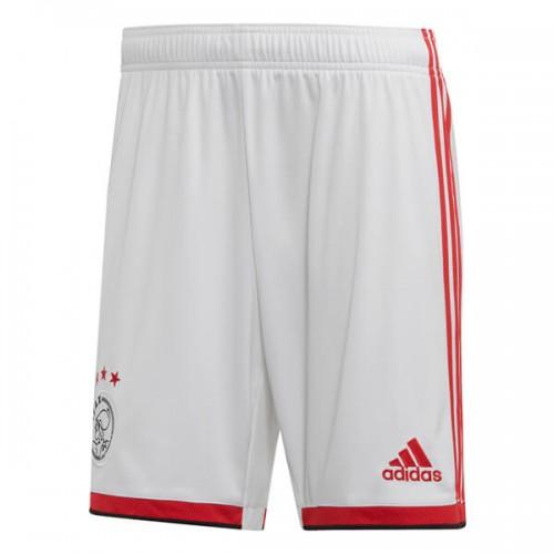 Ajax Home Soccer Shorts 19 20