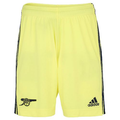Arsenal Away Football Shorts 21 22