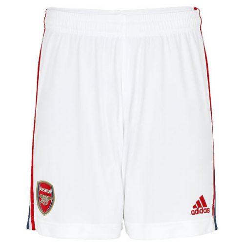 Arsenal Home Football Shorts 21 22
