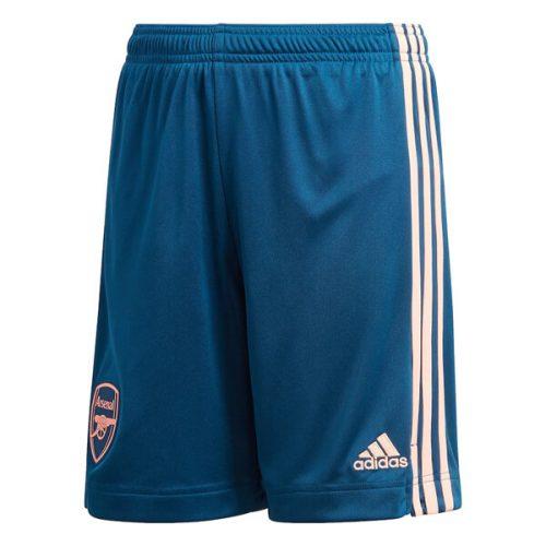 Arsenal Third Football Shorts 20 21