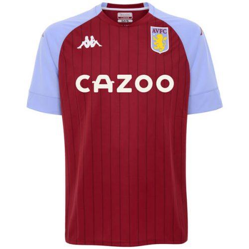 Aston Villa Home Football Shirt 20 21