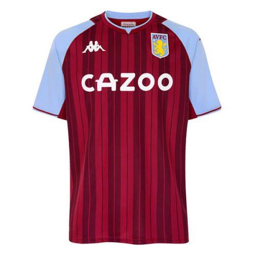 Aston Villa Home Football Shirt 21 22