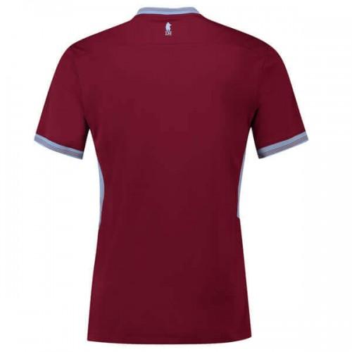 Aston Villa Home Soccer Jersey 18 19