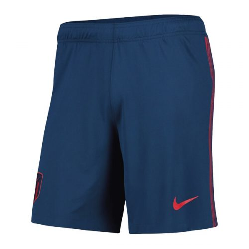 Atletico Madrid Away Football Shorts 20 21