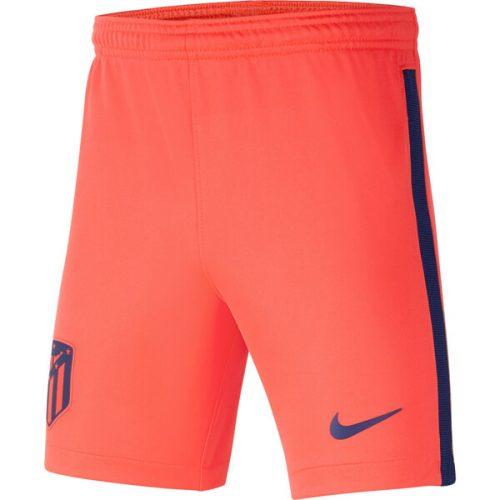 Atletico Madrid Away Football Shorts 21 22
