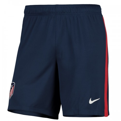 Atletico Madrid Home Football Shorts 20 21