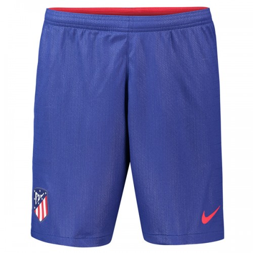 Atletico Madrid Home Soccer Shorts 18 19