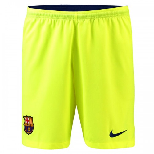 Barcelona Away Soccer Shorts 18 19