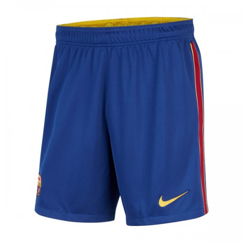 Barcelona Home Football Shorts 20 21