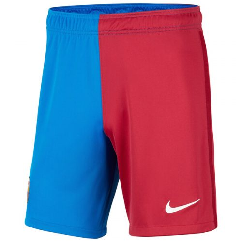 Barcelona Home Football Shorts 21 22