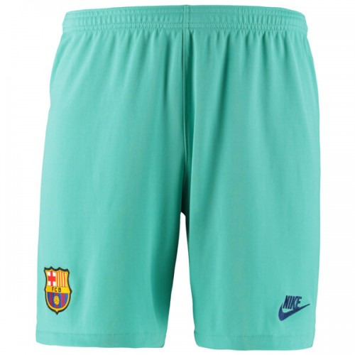Barcelona Third Football Shorts 19 20