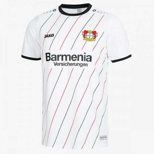 Bayer Leverkusen Away Football Shirt 18 19