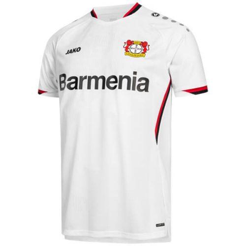 Bayer Leverkusen Away Football Shirt 21 22