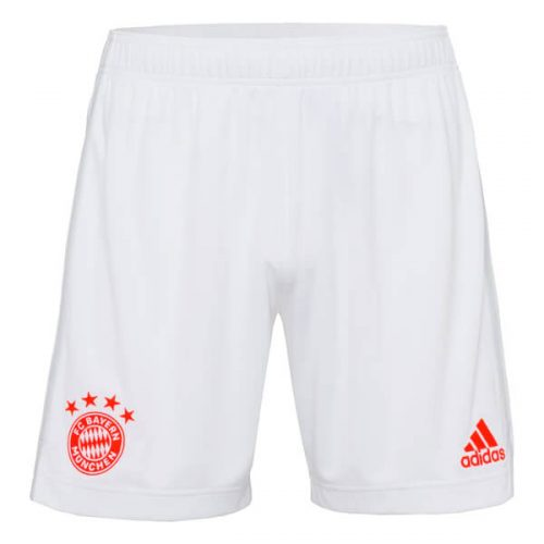 Bayern Munich Away Soccer Shorts 20 21