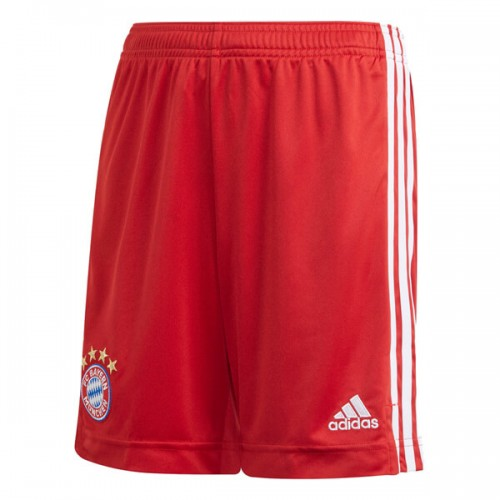 Bayern Munich Home Football Shorts 20 21