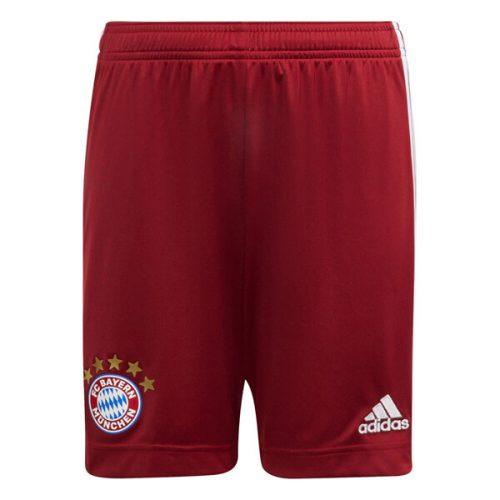 Bayern Munich Home Football Shorts 2122