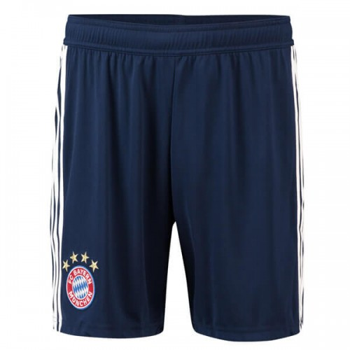 Bayern Munich Home Soccer Shorts 18 19