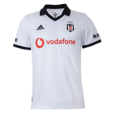 Beskitas Home Football Shirt 18 19