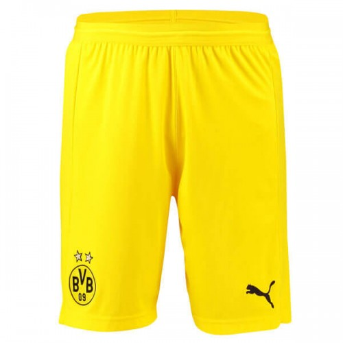 Borussia Dortmund Away Cup Soccer Shorts 18 19