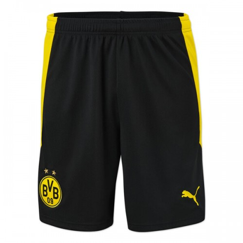 Borussia Dortmund Home Football Shorts 20 21