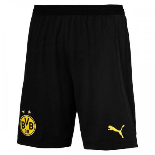 Borussia Dortmund Home Soccer Shorts 18 19