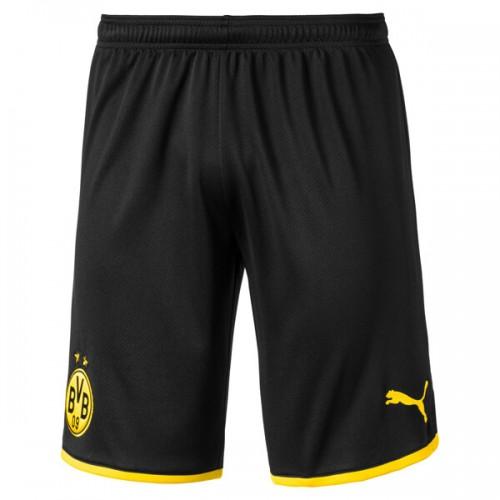 Borussia Dortmund Home Soccer Shorts 19 20