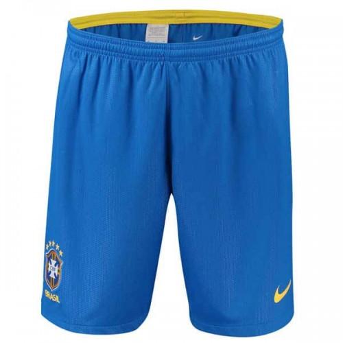 Brazil Home Shorts 2018