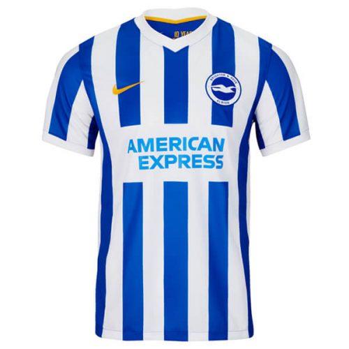 Brighton & Hove Albion Home Football Shirt 21 22