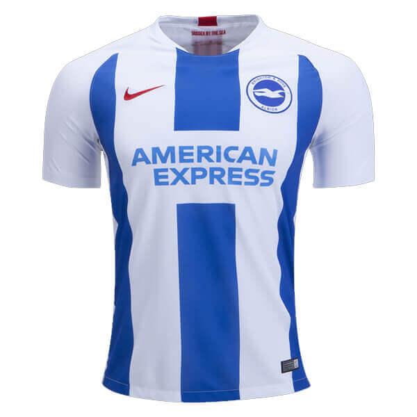 Lyon Blank Shiny Green Goalkeeper Soccer Club Jersey