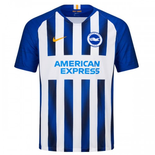Brighton & Hove Albion Home Football Shirt 19/20