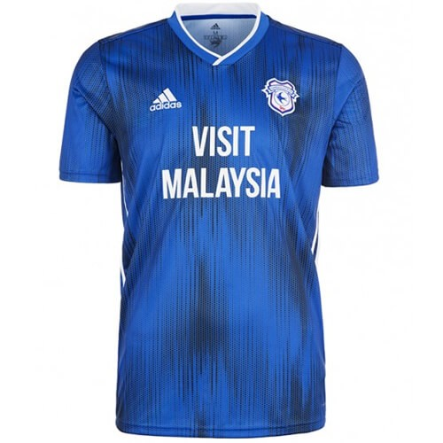 Cardiff City Home Football Shirt 19 20