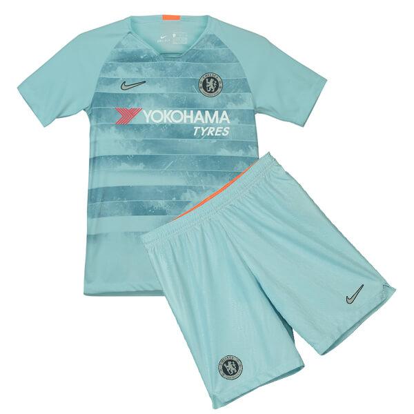 Italy Capitano Kids Retro Shirt