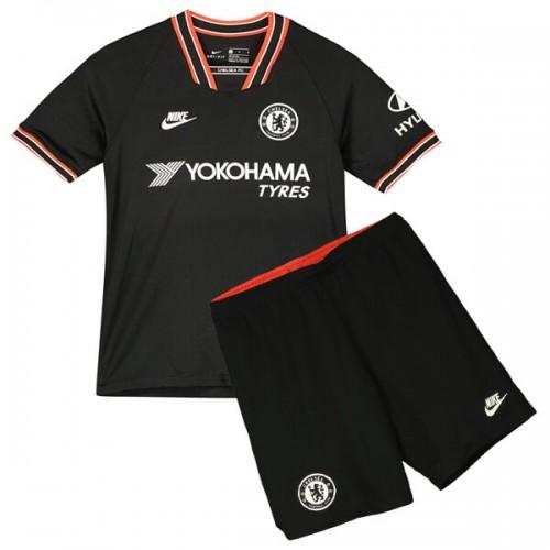 Chelsea Third Kids Football Kit 19 20