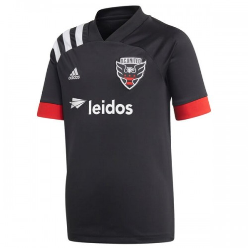 DC United Home Soccer Jersey 2020