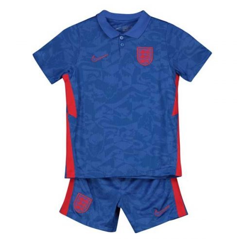England Away Kids Football Kit 20 21