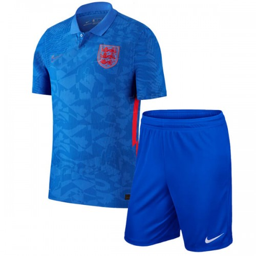 England Away Kids Football Kit 2020