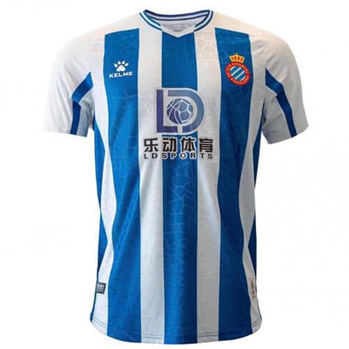 Espanyol Home Football Shirt 20 21