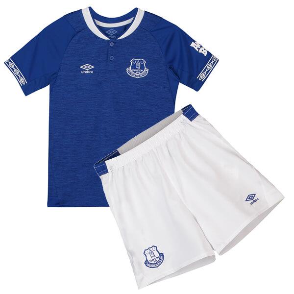 Everton Home Kids Football Kit 18 19 - SoccerLord 788c7118c