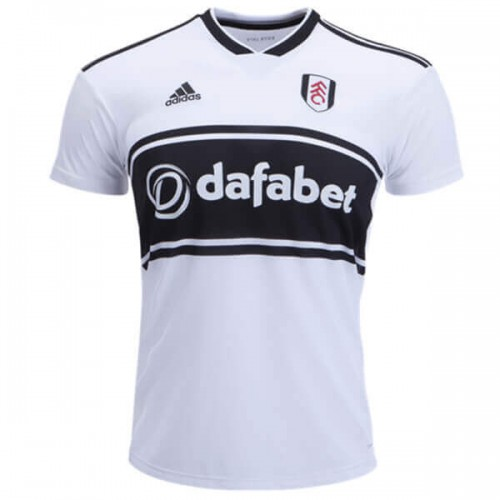Fulham Home Football Shirt 1819
