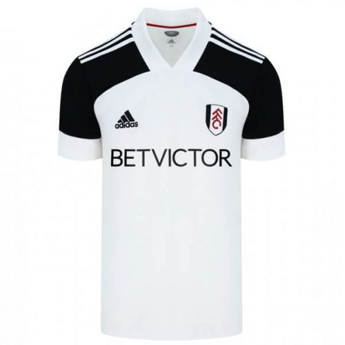 Fulham Home Football Shirt 20 21