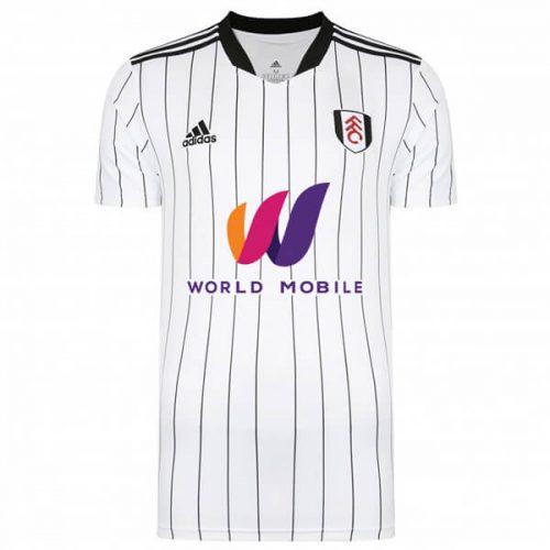 Fulham Home Football Shirt 21 22