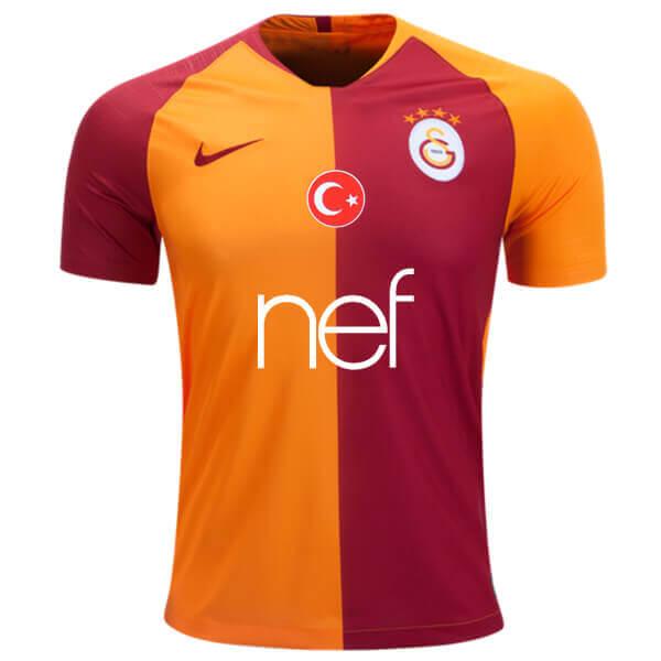 ba7ceb595 Galatasaray Home Football Shirt 18 19 - SoccerLord