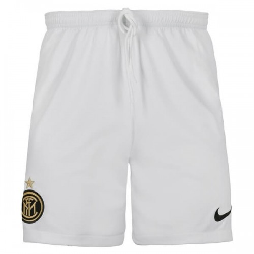 Inter Milan Away Soccer Shorts 19 20