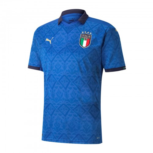 Italy Home Football Shirt 2020