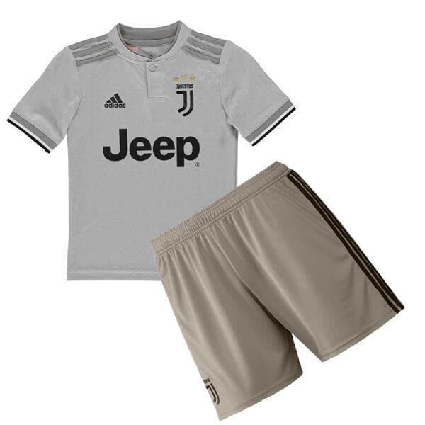 Juventus Away Kids Football Kit 18 19 - SoccerLord 961a6201a