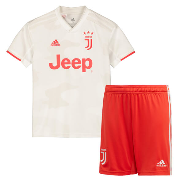 pretty nice dd619 fc17b Juventus Away Kids Football Kit 19/20